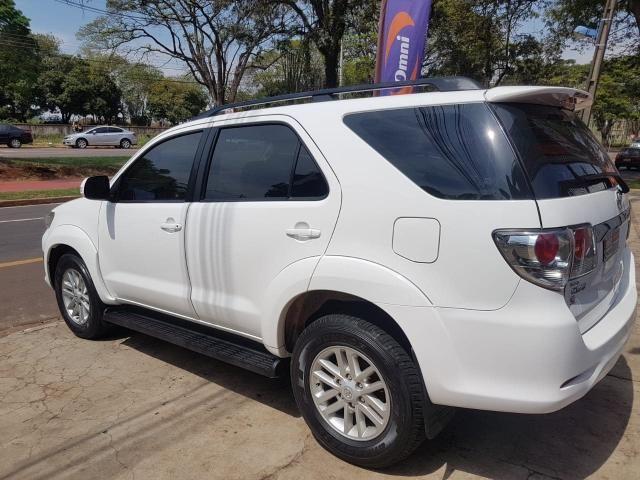 Toyota hilux sw4 2013/2013 3.0 srv 4x4 16v turbo intercooler Diesel automático - Foto 3