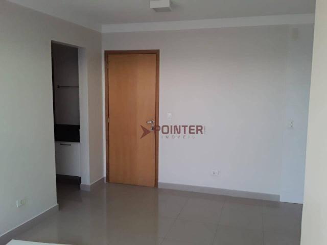 Apartamento com 1 dormitório para alugar, 47 m² por R$ 1.200,00/mês - Setor Leste Universi - Foto 4