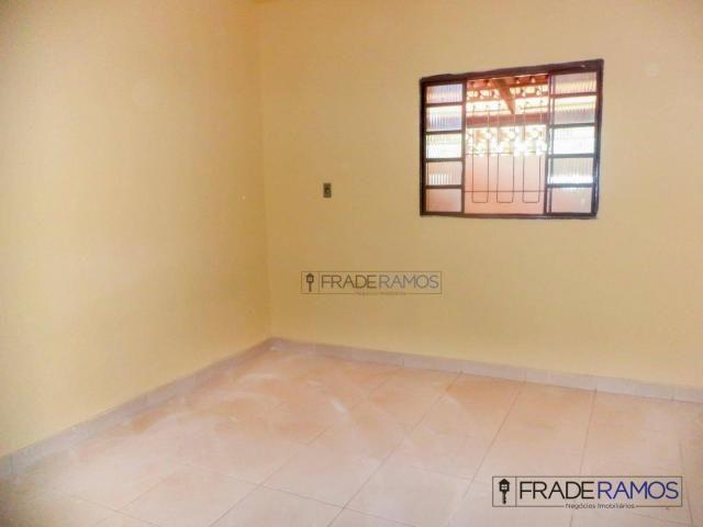Casa com 3 dormitórios para alugar por R$ 750,00/mês - Residencial Solar Bougainville - Go - Foto 3