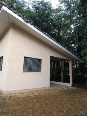 Chácara com fundos para o rio - 2559 m² por R$ 195.000 - América de Baixo - Morretes/PR - Foto 13