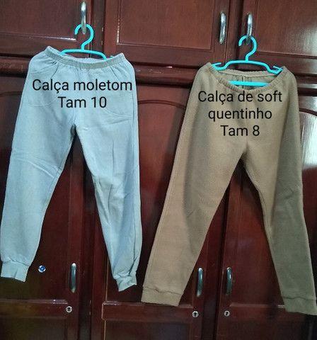 Vendo roupa infantil seminovos bem conservado só vendo não entrego. - Foto 2