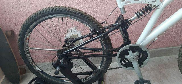 Bicicleta Mormaii (pneus novos) - Foto 2