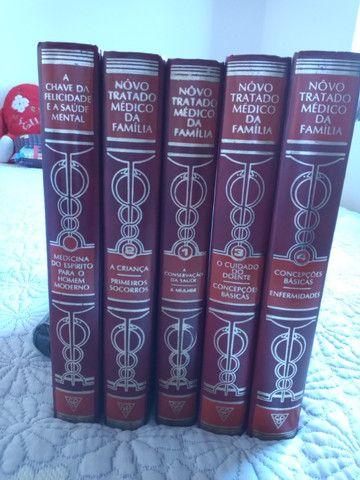 Livros Coleção completa Novo tratado médico volume 5