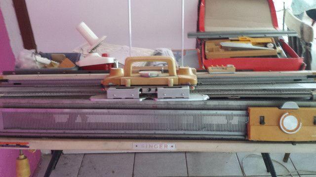 Máquina de tricô  - Foto 2