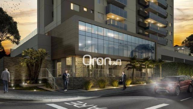 Apartamento com 3 dormitórios à venda, 80 m² por R$ 446.000,00 - Setor Bueno - Goiânia/GO