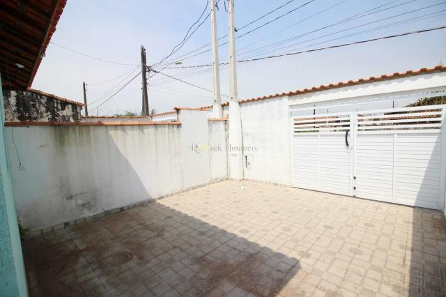 Casa à venda com 2 dormitórios em Balneário tupy, Itanhaém cod:91 - Foto 2