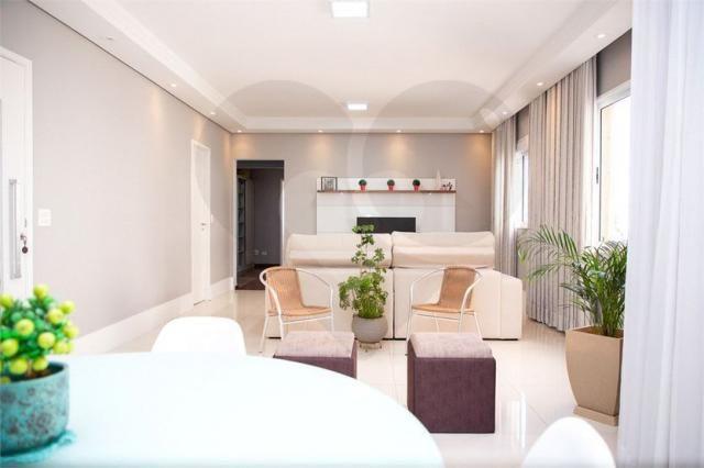 Apartamento à venda com 3 dormitórios em Planalto, São bernardo do campo cod:170-IM488419 - Foto 2