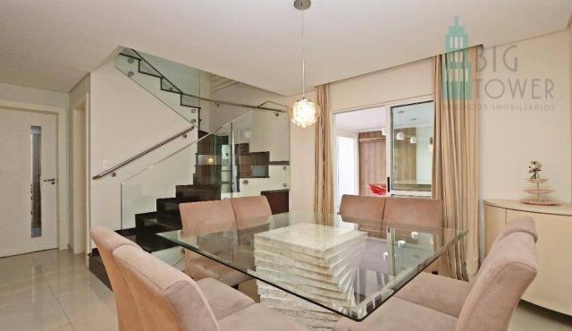 Casa com 3 dormitórios Cond. Fechado à venda, 180 m² - Fazendinha - Curitiba/PR - Foto 11