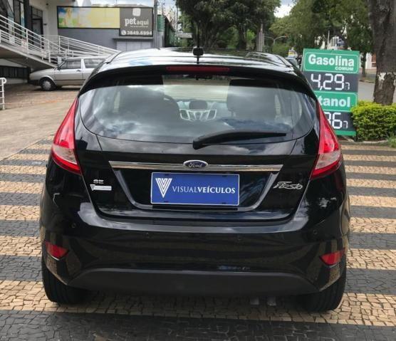 Fiesta SE 1.6 16V Flex 5p - Foto 9