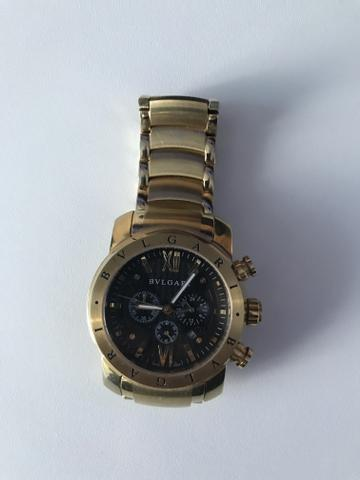 Relógio bvlgari dourado - Foto 2