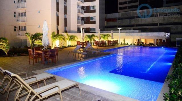 Apartamento residencial à venda, Papicu, Fortaleza. - Foto 12