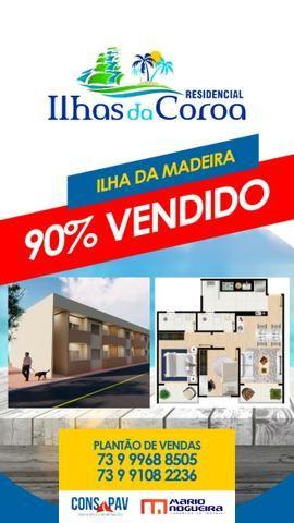 """Apartamento (Moradia ou Investimento) em """"Porto Seguro"""" Bahia- Na Planta! - Foto 5"""