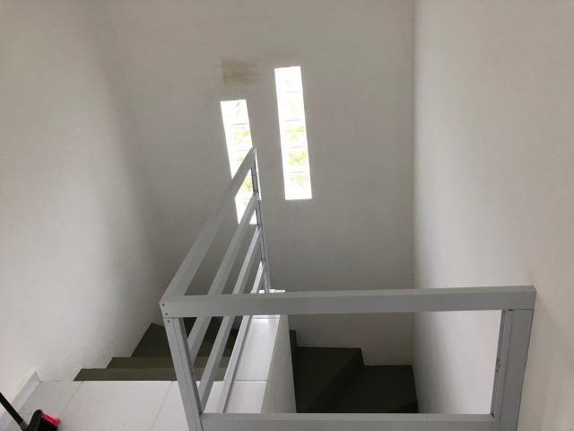 841- Sobrado em condomínio á venda, com 2 dormitórios (2 suítes) em Itanhaém - Foto 8