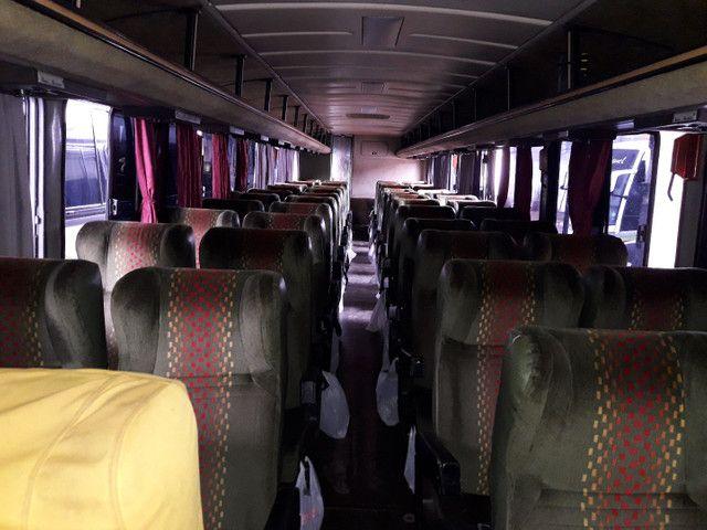 Vendo ônibus Scania k113 - Foto 4