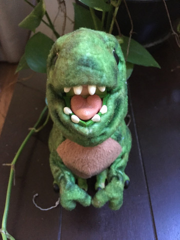 FurReal HASBRO dinossauro - Foto 3