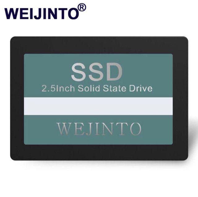 SSD de 256 GB para notebook e pc - Novo/Lacrado