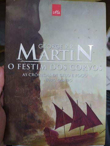 Box Game of Thrones 5 volumes - Foto 5