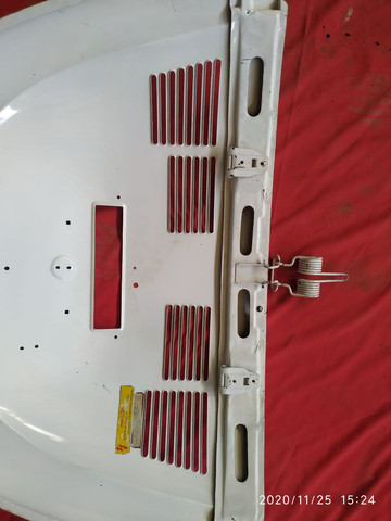 Tampa motor Fusca 80 ou Itamar - Foto 5