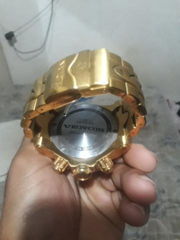 Relógio invicta Venom novo barato