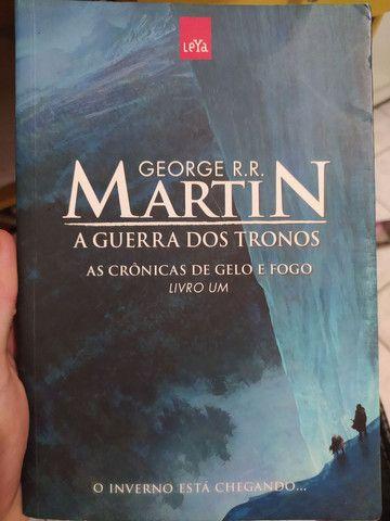 Box Game of Thrones 5 volumes - Foto 2
