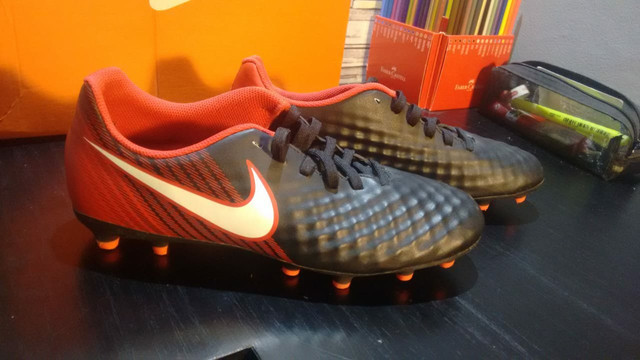 Chuteira Campo Nike Magista Onda II - Foto 3