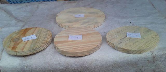 Tábua de queijos e frios kit c/ 4 - Foto 3