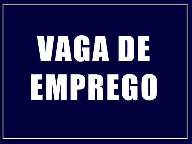 VAGA PARA VENDEDOR
