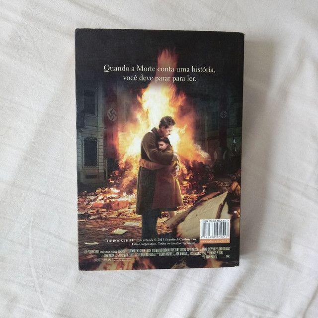 Livro - A menina que roubava livros - Foto 3