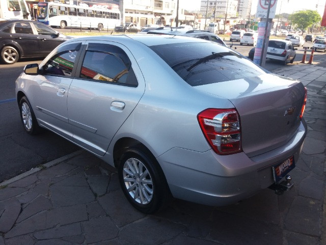 Chevrolet cobalt 1.4 ltz - Foto 10