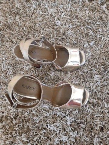 Sandália maravilhosa por R$20 - Foto 3