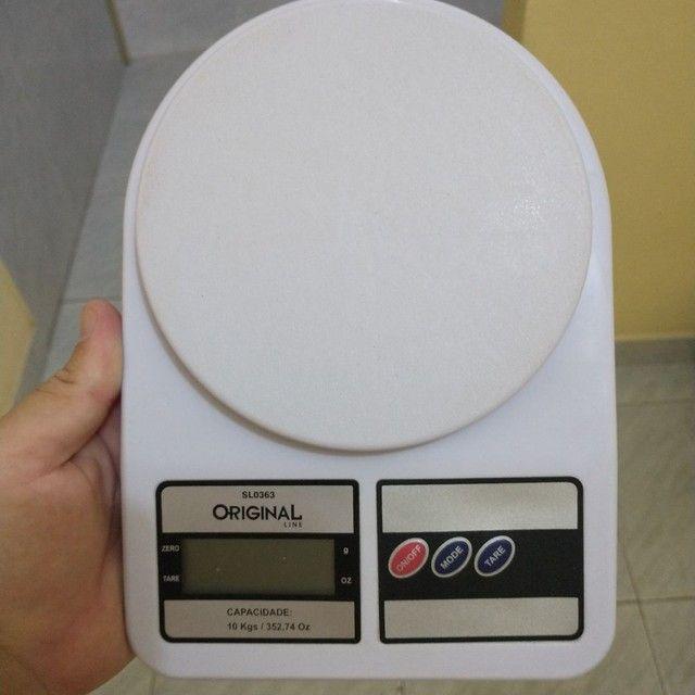 Balança digital cozinha, até 10kg ,NOVA/ACEITO TROCAS