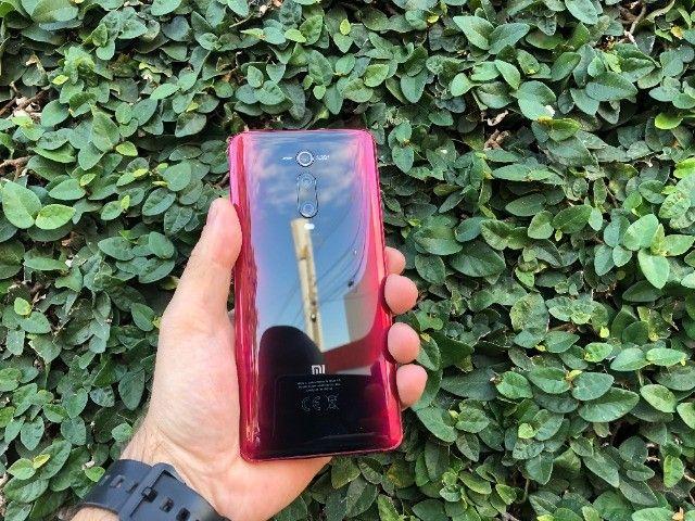 Xiaomi mi 9t pro 64gb vermelho (usado) - Foto 2