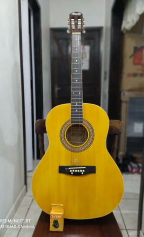 violão semi-novo  - Foto 2