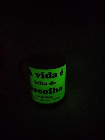Canecas de porcelanas personalizadas ideal para presentes 325 ml - Foto 3