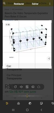 Reforma de modulados de vidros - Foto 3