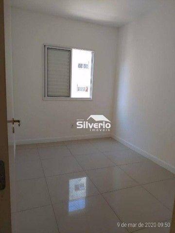 Apartamento com 2 dormitórios para alugar, 47 m² por R$ 1.000,00/mês - Jardim Ismênia - Sã - Foto 5