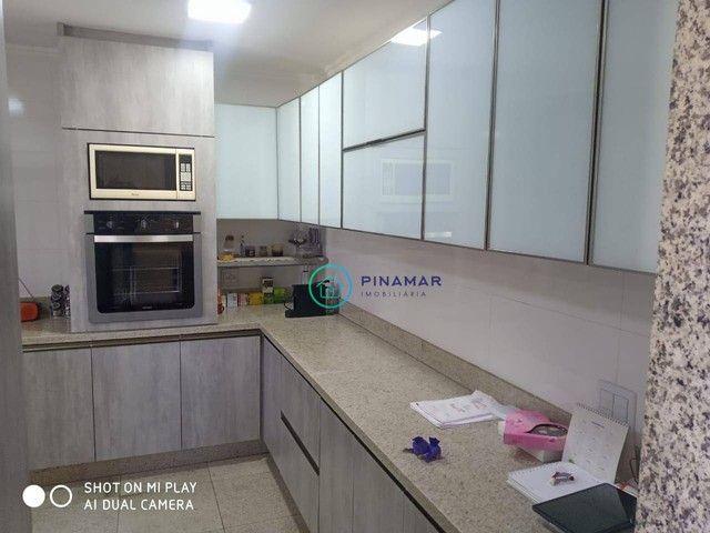 Apartamento com 3 dormitórios à venda, 179 m² por R$ 810.000,00 - Setor Bueno - Goiânia/GO - Foto 17
