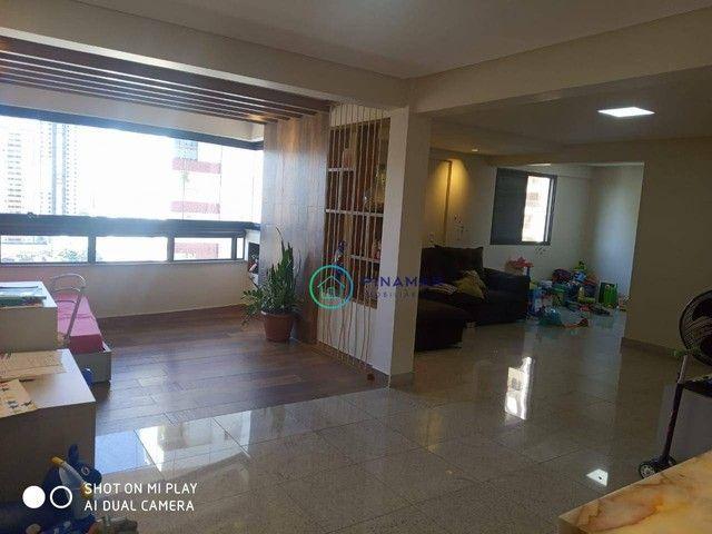 Apartamento com 3 dormitórios à venda, 179 m² por R$ 810.000,00 - Setor Bueno - Goiânia/GO