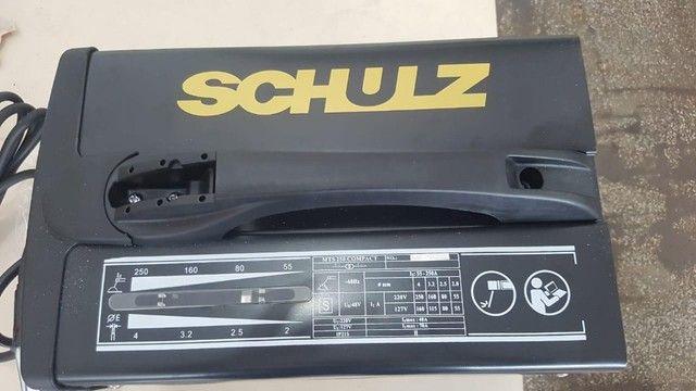 Máquina De Solda Profissional 250a Mts250 Schulz Bivolt - Foto 5