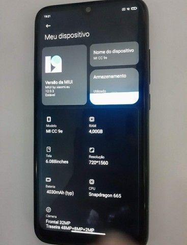Xiaomi mi a3 com defeito - Foto 2