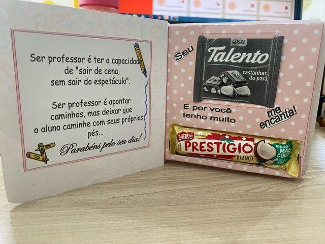 Papelaria personalizada dia dos Professores  - Foto 3