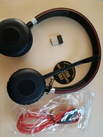 Headset Jabra Evolve 75 Ms Stereo Sem Fio 7599-832-109 - Foto 2