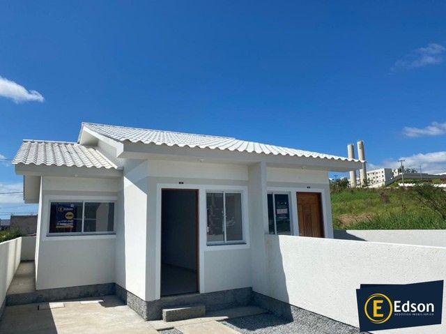 Casa para venda com 45 metros quadrados com 2 quartos em Bela Vista - Palhoça - SC