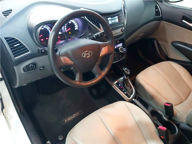 Hyundai Hb20s 2016 1.6 premium 16v flex 4p automático - Foto 9
