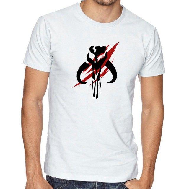 Camiseta Mandalorian - Star Wars