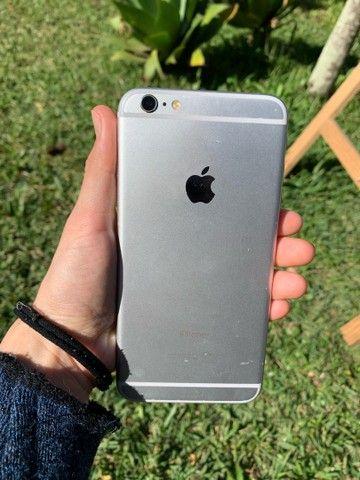 iPhone 6S plus com detalhes  - Foto 2