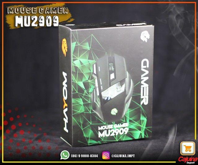 Mouse Gamer 3200 dpi mu-2909 M21sd9sd21 - Foto 6