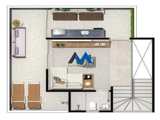 Apartamento à venda com 2 dormitórios em Santo antônio, Belo horizonte cod:ALM1481 - Foto 14