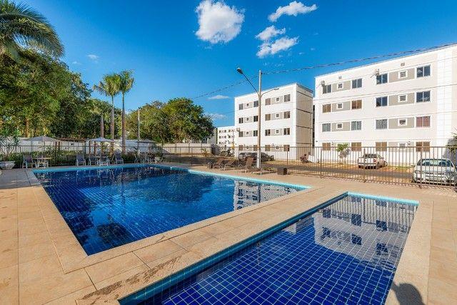 Apartamento para alugar com 2 dormitórios em Coophema, Cuiabá cod:47666 - Foto 6