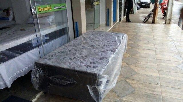 """Cama Box de Solteiro Nova  .""""Leia o anúncio"""""""